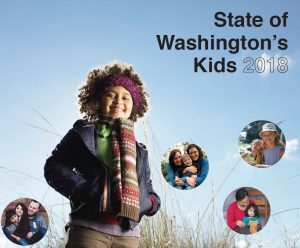 State of Washington's Kids 2018 cover image