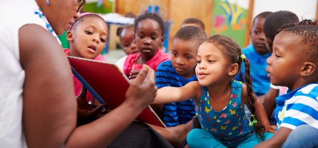 Building Great Kids: Ensuring children have strong, stable early learning opportunities
